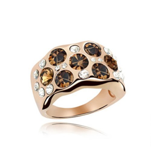 Mondaynoon-Swarovski-Elements-Austrian-Crystal-RingsMorning-Raina-Gift-for-Women-Size7-8-ColorYellow