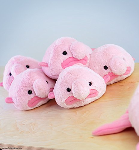 (Hashtag Collectibles Stuffed Blobfish Plush - Mini)