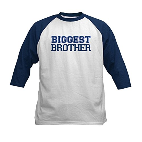 CafePress - biggest brother t-shirt varsity Baseball Jersey