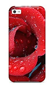 Hot Tpu Cover Case For Iphone/ 4s Case Cover Skin - Flower