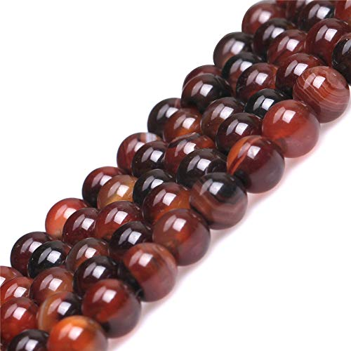 6mm Dream Lace Agate Beads for Jewelry Making Natural Semi Precious Gemstone Round Strand 15