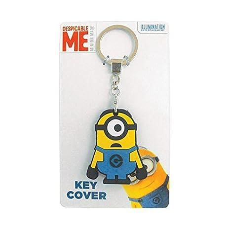 De Minions de Gru Carl llavero con diseño de llaves: Amazon ...