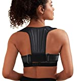 Back Straightener Posture Corrector for Women and Men Upper Back Posture Brace for Men Women Clavicle Support Back Posture Support Brace for Neck Shoulder Back Pain Relief (Universal) 2019 New