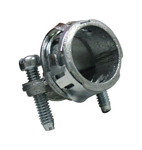 Sigma Electric 44665 0.75 in. Electrical Conduit Connector44; Pack of 2