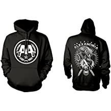 Asking Alexandria Snake' Pull Over Hoodie