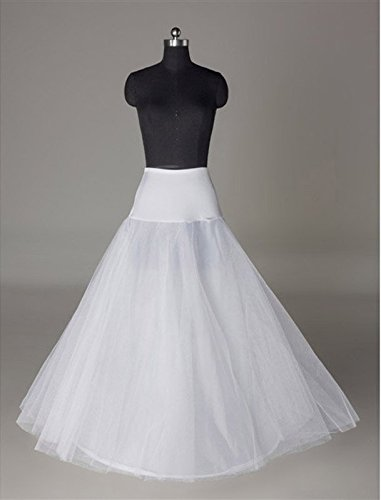 XYX Enaguas de la boda bridal dress crinoline petticoat vestido de novia wedding dress miriñaque underskirt Lycra one hoop A-line