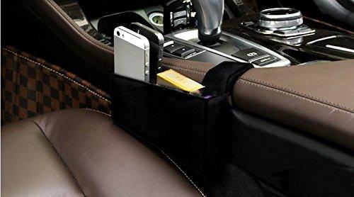 Eppar New Storage Box for BMW 5GT 2011-2016 520i 523i 528i 530i 535i 550i (Black) Bmw Box
