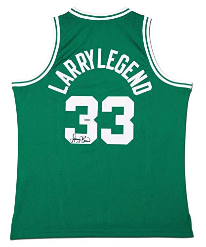 - LARRY BIRD Autographed Boston Celtics