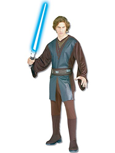 Anakin Skywalker Adult Costume - X-Large -