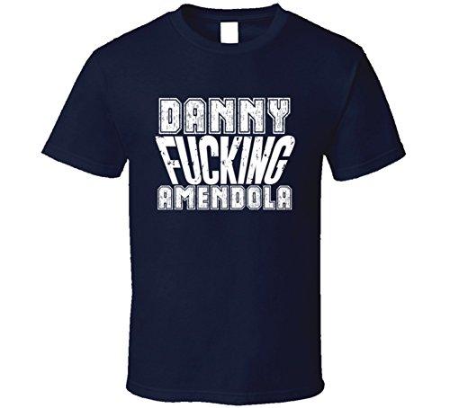 Tshirtshark Fcking Danny Amendola New England Football Team Favorite Player Fan T Shirt 2XL Navy