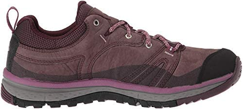 KEEN Women s Terradora Leather Waterproof Hiking Boot