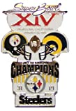 Super Bowl XIV Oversized Commemorative Pin