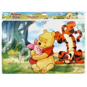 (Winnie the Pooh Placemat)