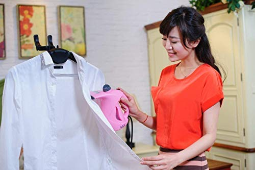 ZT Handheld Garment Steamer Iron Fast Heat-up Portable Family Fabric Steam Brush for Home and Travel...