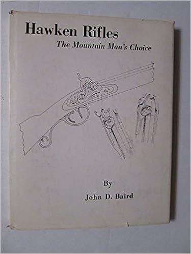 Hawken Rifles: The Mountain Man's Choice: John D  Baird