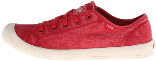 Donna Lace mrshmllw Palladium Flex Sneakers red Rosso 627 RHnftzxUf