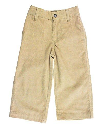 RuggedButts Baby/Toddler Boys Khaki Corduroy Pants w/Adjustable Waist - ()