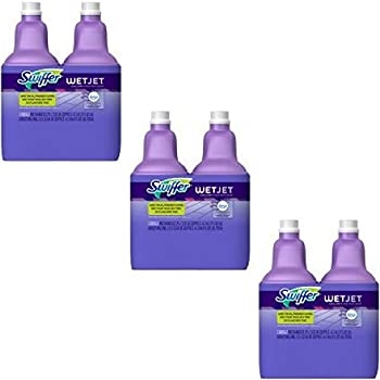 Amazon Com Swiffer 2 Wetjet Multi Purpose Cleaner Refills