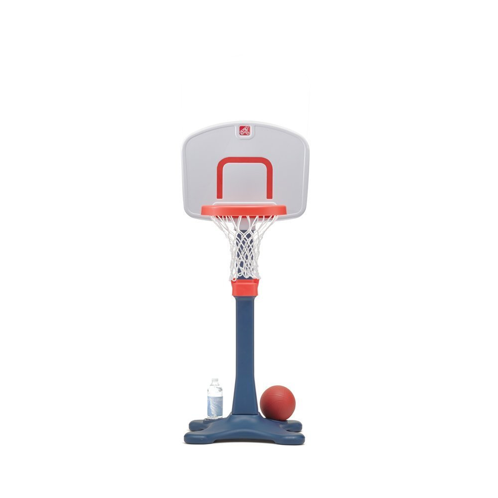 STEP2 シュートフープ Jr. バスケットボール セット 7356WM [並行輸入品] B01C43CX1E