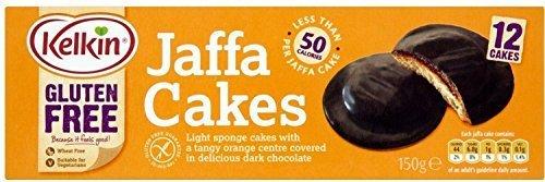 Kelkin Gluten Free Jaffa Cakes (150g) by Kelkin ()
