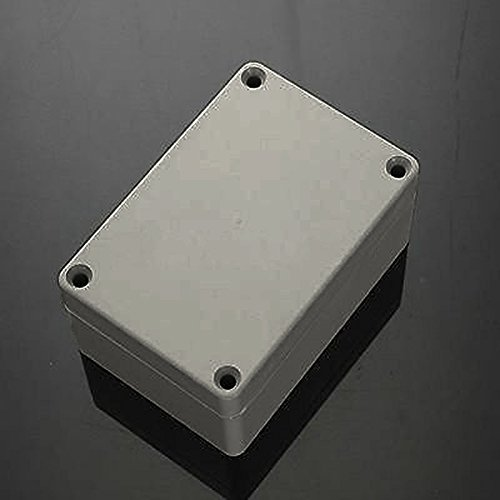 100x68x50mm - Waterproof Plastic Electronics Project Box Enclosure Instrument Case