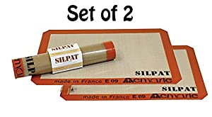 Amazon Com Silpat Non Stick Silicone Jelly Roll Pan