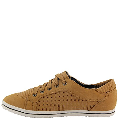 Sneakers marroni per donna Sunavy tLZ08bVuOD