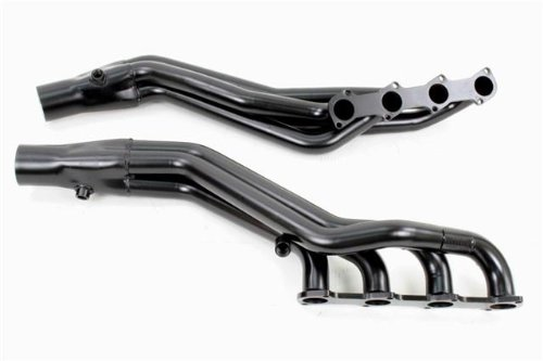 F150 Long Tube Headers - PaceSetter 70-2328 Long Tube Header for 4WD 4.6L Ford F150 2004-08