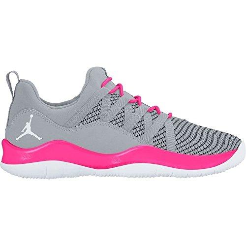 Ss Uomo White Corte Pink Training fit maglietta A Nike Grey Da Dri Wolf Maniche tFzqZwwTp