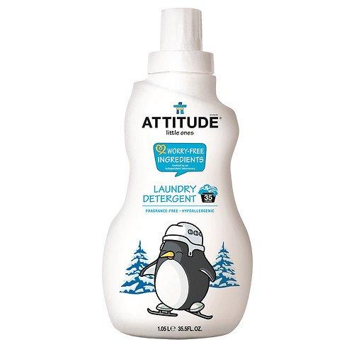Attitude Baby Laundry Detergent, 35 Loads 35.5 fl oz