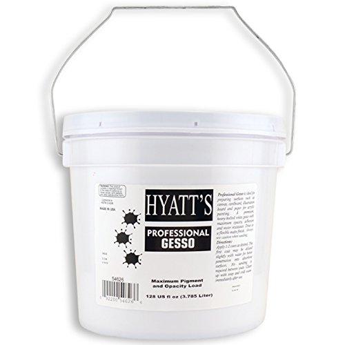 Hyatt's Economy Gesso Gallon/ 128 Oz