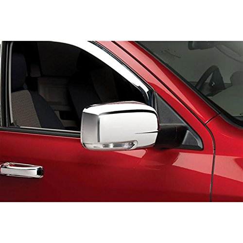 Putco 400539 Chrome Mirror Cover with Turn Signal Opening ()
