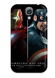[gUHObXM23946PnnMI]premium Phone Case For Galaxy S4/ The Avengers 68 Tpu Case Cover