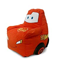Disney Cars Figural Bean Bag Sofa Chair