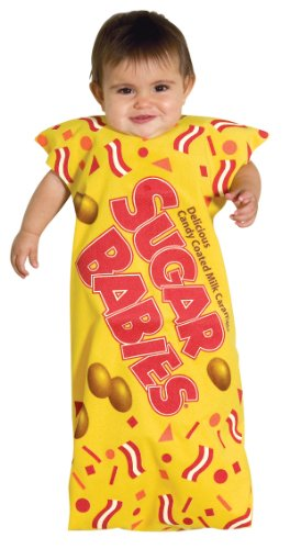 Costume Candy Sugar Halloween (Sugar Babies Baby Costume -)