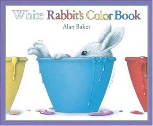 White Rabbit\'s Color Book: Alan Baker: 9781856979535: Amazon.com: Books