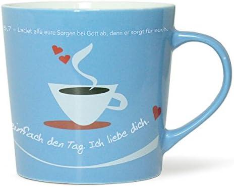 Guten Morgen Hier Spricht Gott Tasse