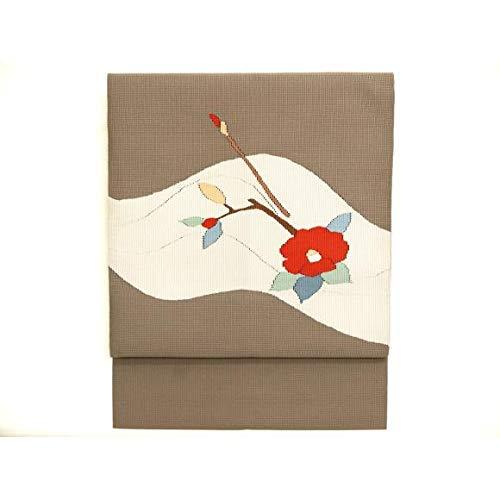 慈悲深い阻害する刺繍名古屋帯(2460001428810) 中古
