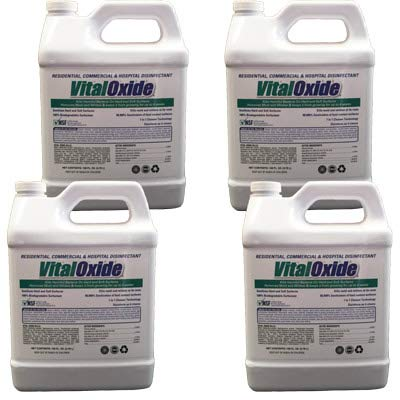 Vital Oxide Disinfectant 4x1 Gallon Case