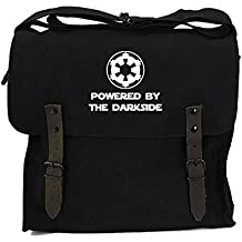 Powered By The Darkside Galatic Empire Heavyweight Canvas Medic Shoulder Bag