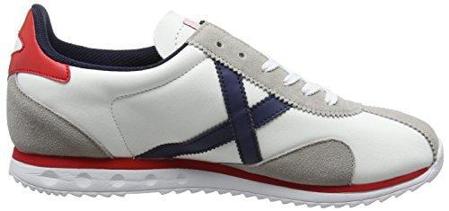 Sneakers Munich per adulti Bianco basse Sapporo blanco miste 01 55wIxrTUq