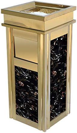 キッチンゴミ箱 ビンをゴミ箱、屋外ゴミ箱のごみ箱ホテルのゴミ箱コインは灰皿カップホームオフィスキッチンダイニング&バーラック ごみ収集 (サイズ : Side opening)