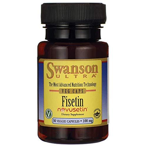 Swanson Fisetin 100 Milligrams Capsules product image