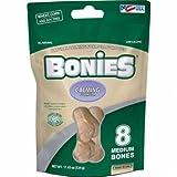 Bonies Natural Calming Formula MultiPack MEDIUM (8 Bones / 11.45 oz) For Sale