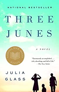 Three Junes by Julia Glass ebook deal