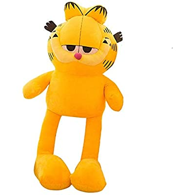 "Garfield Floppy 6"" Plush Garfield and Friends Small Plush Doll Cute cat Toy (6 inches): Toys & Games"