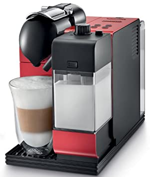 DeLonghi Lattissima Plus Nespresso Cápsula Sistema rosso: Amazon.es: Hogar