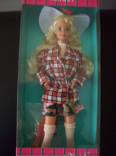 Pretty In Plaid Barbie Target Exclusive