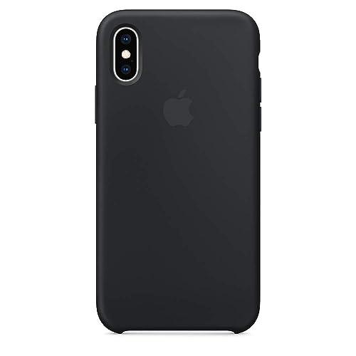 Apple iPhone XS シリコーンケース