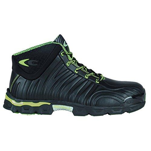 Cofra Je003 - 000.w39 Upulp S3 Src Chaussures De Sécurité Taille 39 Vert